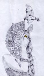 MeiTuicoloIllustration